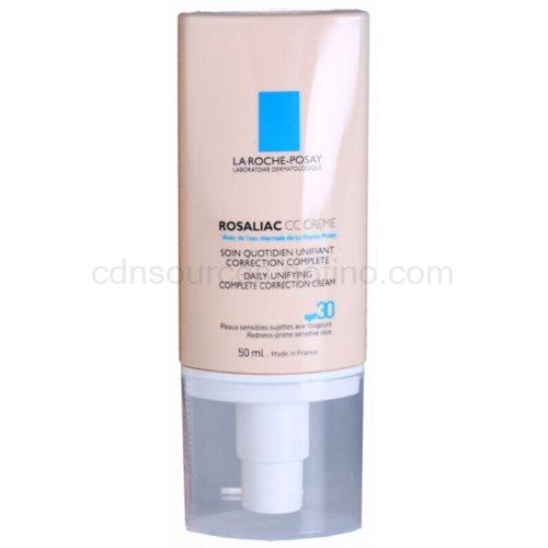 La Roche-Posay Rosaliac Rosaliac CC krém pro citlivou pleť se sklonem ke zčervenání SPF 30 (For Sensitive Skin Prone To All Types Of Redness) 50 ml