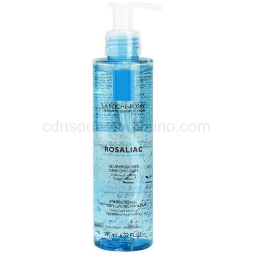 La Roche-Posay Rosaliac Rosaliac čisticí micelární gel pro citlivou pleť se sklonem ke zčervenání (Micellar Make-Up Removal Gel) 195 ml