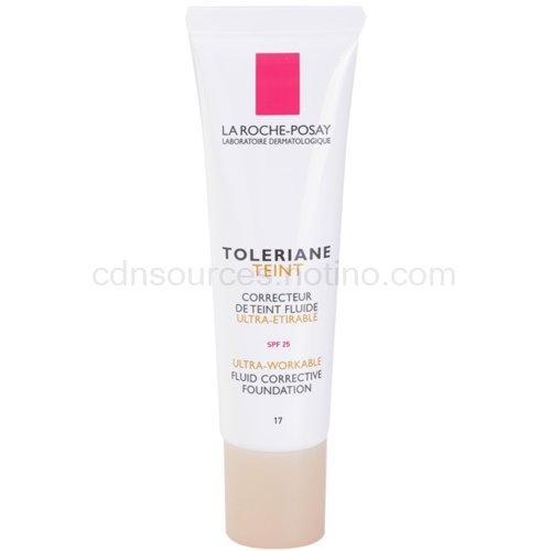 La Roche-Posay Toleriane Teint Fluide fluidní make-up pro citlivou pleť SPF 25 odstín 17 (Fluid Corrective Foundation) 30 ml