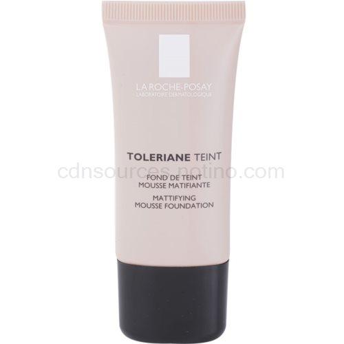 La Roche-Posay Toleriane Teint zmatňující pěnový make-up pro smíšenou a mastnou pleť odstín 02 Light Beige SPF 20 (Mattifying Mousse Foundation) 30 ml