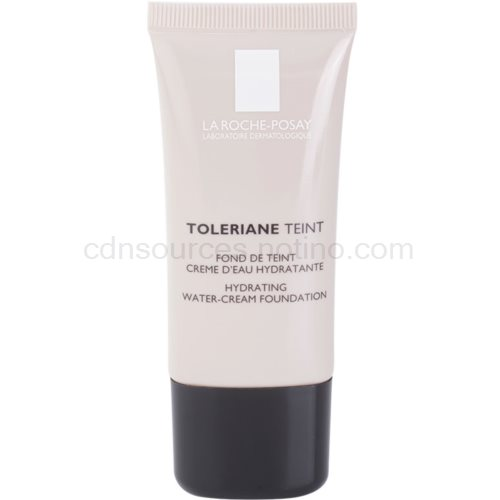 La Roche-Posay Toleriane Teint hydratační krémový make-up pro normální až suchou pleť odstín 05 Honey Beige SPF 20 (Hydrating Water-Cream Foundation)