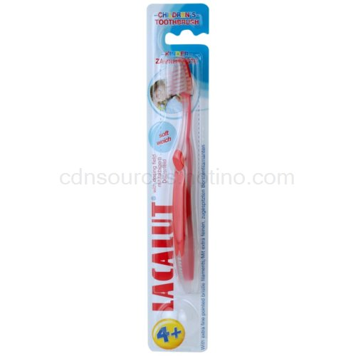 Lacalut Junior zubní kartáček pro děti soft