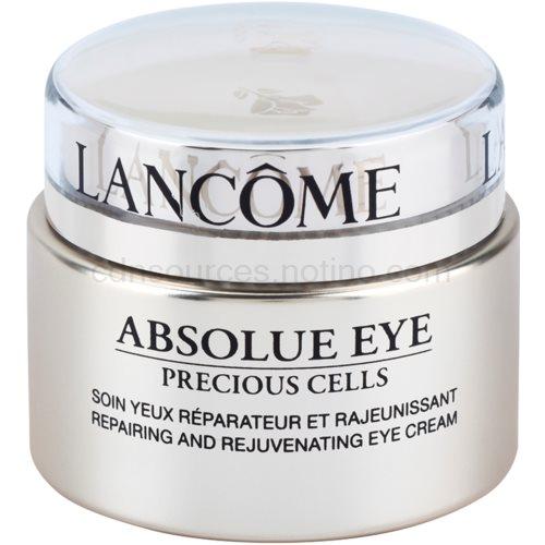 Lancome Absolue Precious Cells regenerační a reparační oční péče (Advanced Regenerating and Reconstructing Eye Cream) 20 ml