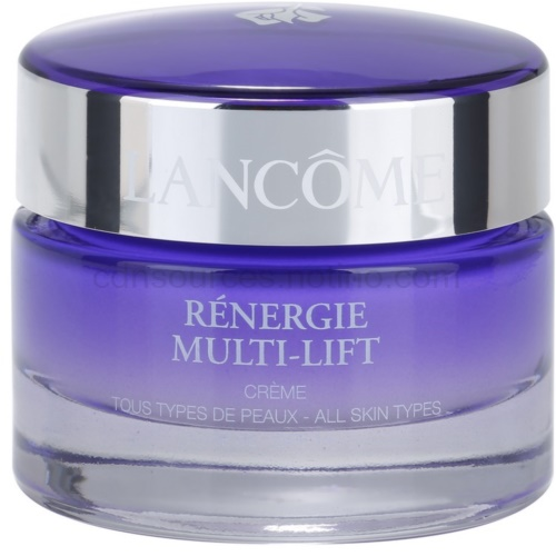 Lancome Renergie Multi-Lift denní zpevňující a protivráskový krém SPF 15 (Lifting Firming Anti-Wrinkle Cream) 50 ml