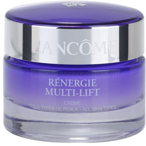 Lancôme Renergie Multi-Lift denní zpevňující a protivráskový krém SPF 15 50 ml