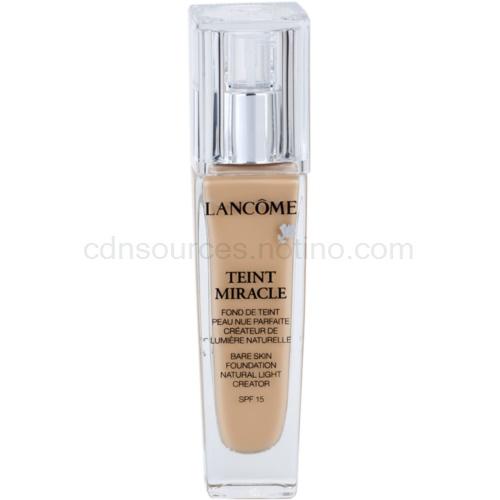 Lancôme Teint Miracle hydratační make-up pro všechny typy pleti odstín 01 Beige Albatre SPF 15 30 ml