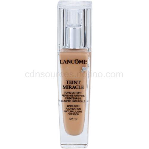 Lancôme Teint Miracle hydratační make-up pro všechny typy pleti odstín 035 Beige Doré SPF 15 30 ml