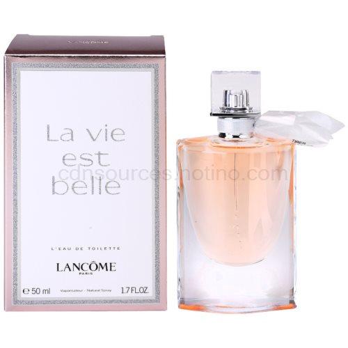 Lancôme La Vie Est Belle L'Eau de Toilette 50 ml toaletní voda