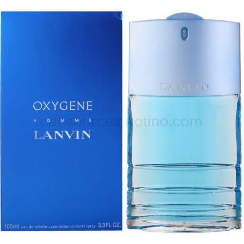 Lanvin Oxygene Homme 100 ml toaletní voda