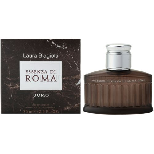 Laura Biagiotti Essenza di Roma Uomo 75 ml toaletní voda