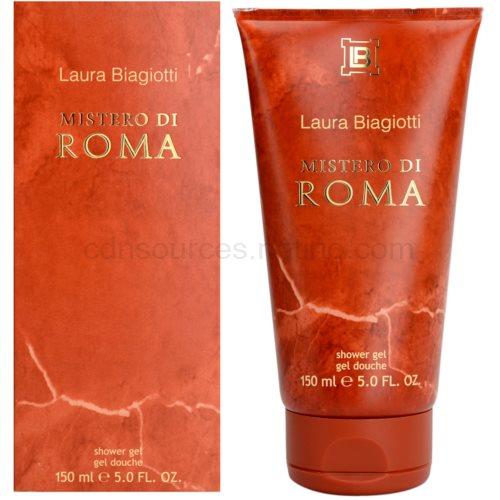 Laura Biagiotti Mistero di Roma Donna 150 ml sprchový gel