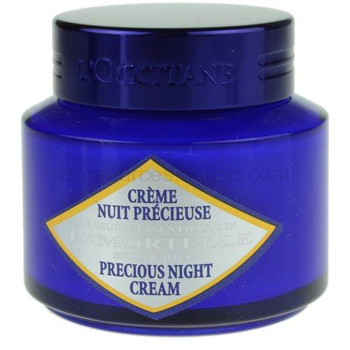 L'Occitane Immortelle noční protivráskový krém (Precious Night Cream) 50 ml
