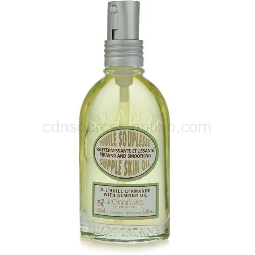 L'Occitane Amande zpevňující tělový olej 100 ml