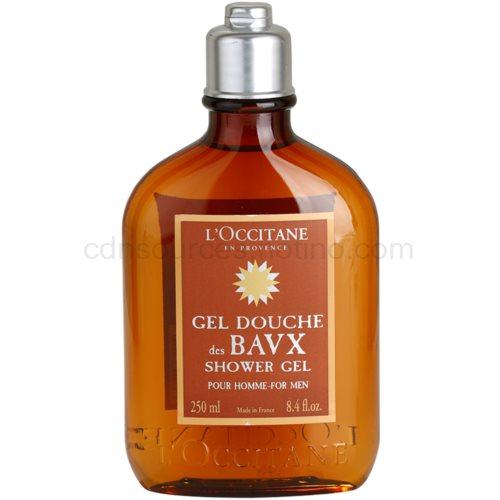 L'Occitane Bavx sprchový gel pro muže 250 ml
