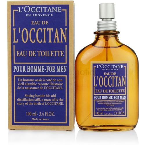 L'Occitane Eau de L´Occitan Pour Homme 100 ml toaletní voda