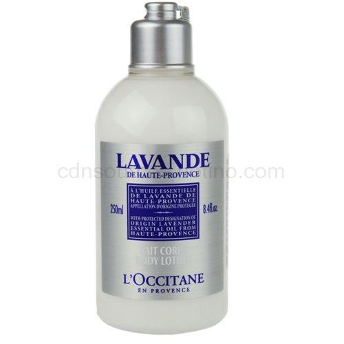 L'Occitane Lavande tělové mléko 250 ml