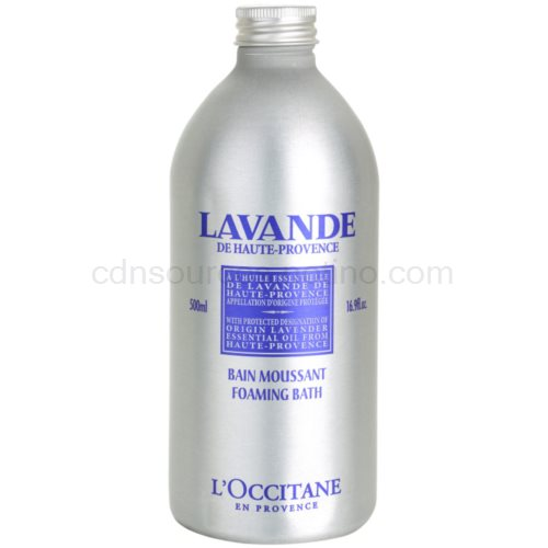 L'Occitane Lavande pěna do koupele 500 ml