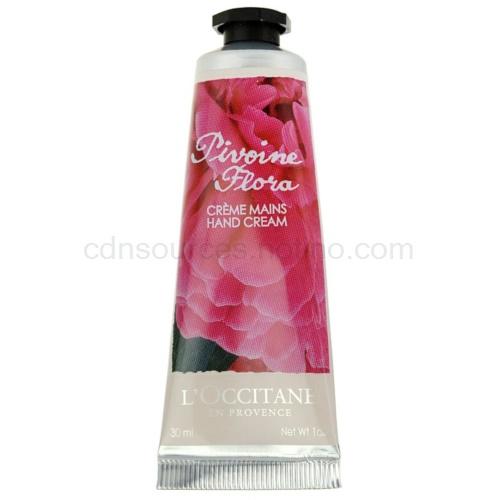 L'Occitane Pivoine krém na ruce pivoňka (Hand Cream) 30 ml