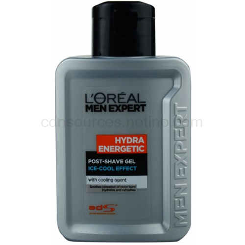 L'Oréal Paris Men Expert Hydra Energetic gel po holení (Post-Shave Gel) 100 ml