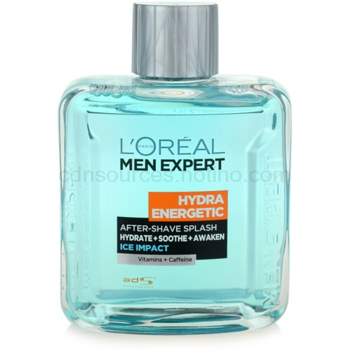 L'Oréal Paris Men Expert Hydra Energetic voda po holení Ice Impact 100 ml