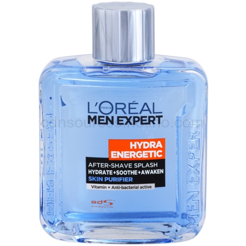 L'Oréal Paris Men Expert Hydra Energetic voda po holení Skin Purifier 100 ml