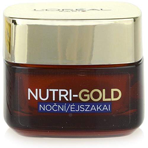 L'Oréal Paris Nutri-Gold Nutri-Gold noční krém 50 ml