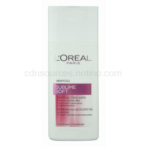 L'Oréal Paris Sublime Soft odličovací mléko 200 ml