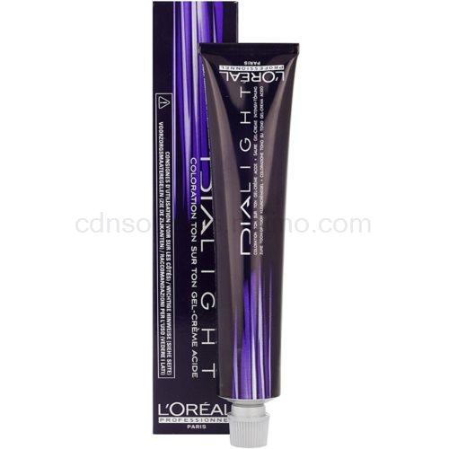 L'Oréal Professionnel Dialight barva na vlasy bez amoniaku odstín 10,12 50 ml