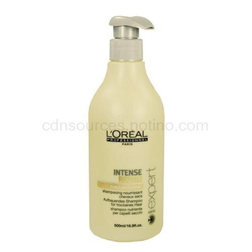 L'Oréal Professionnel Série Expert Intense Repair vyživující šampon pro suché, namáhané vlasy (Shampoo with Cuti Liss System) 500 ml