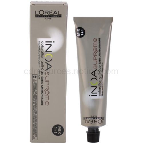 L'Oréal Professionnel Inoa Supreme barva na vlasy bez amoniaku odstín 7,31 60 g