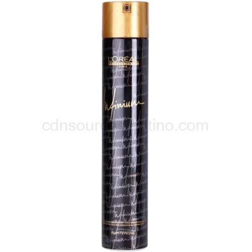 L'Oréal Professionnel Infinium Infinium profesionální lak na vlasy silné zpevnění (The Infinitely Professional Hairspray Strong) 500 ml