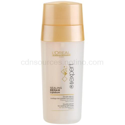 L'Oréal Professionnel Série Expert Absolut Repair Lipidium dvousložkové sérum na roztřepené konečky vlasů 2x15 ml
