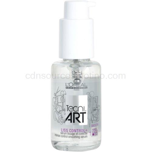 L'Oréal Professionnel Tecni Art Liss intenzivní sérum pro uhlazení vlasů 50 ml