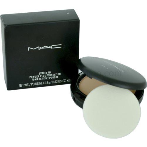 MAC Studio Fix Powder Plus Foundation kompaktní pudr a make-up 2 v 1 odstín NW40 (Powder plus Foundation) 15 g