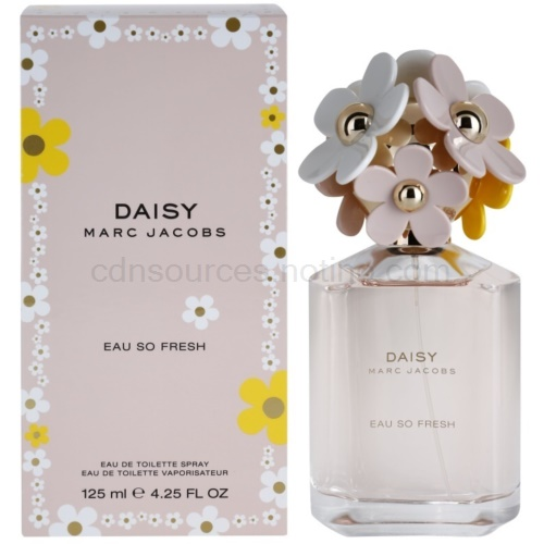 Marc Jacobs Daisy Eau So Fresh 125 ml toaletní voda