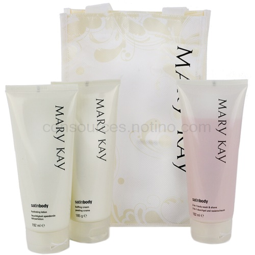 Mary Kay Satin Body I. 3 Ks