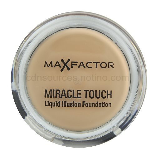 Max Factor Miracle Touch make-up pro všechny typy pleti odstín 70 Natural (Liquid Illusion Foundation) 11,5 g