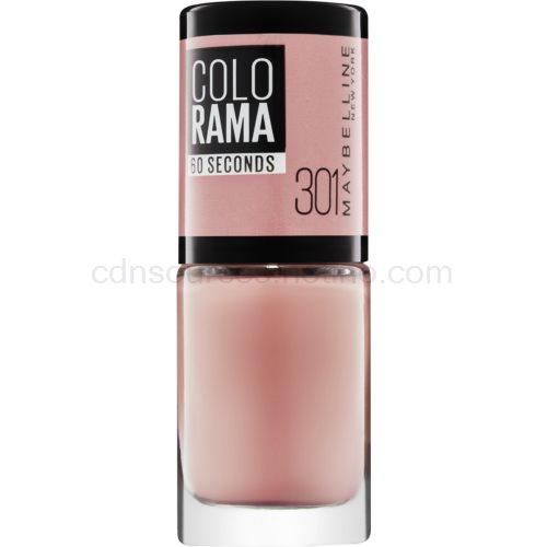 Maybelline Colorama Colorama lak na nehty odstín 301 7 ml