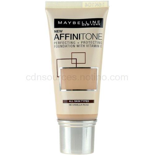 Maybelline Affinitone Affinitone hydratační make-up odstín 16 Vanilla Rose 30 ml