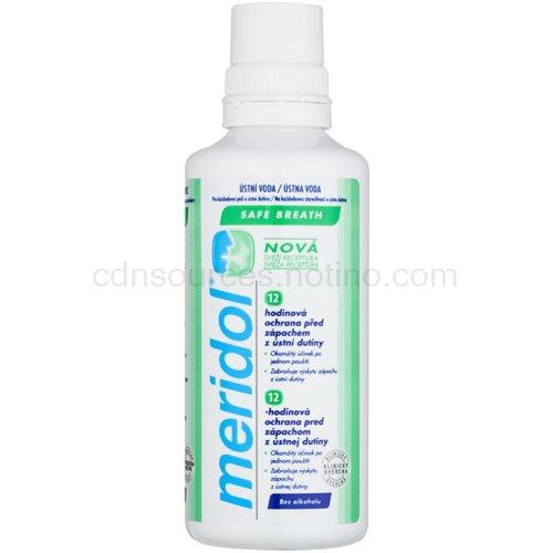 Meridol Halitosis ústní voda proti zápachu z úst (Alcohol Free) 400 ml