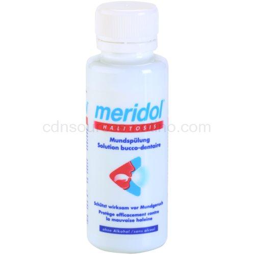 Meridol Halitosis ústní voda proti zápachu z úst (Alcohol Free) 100 ml