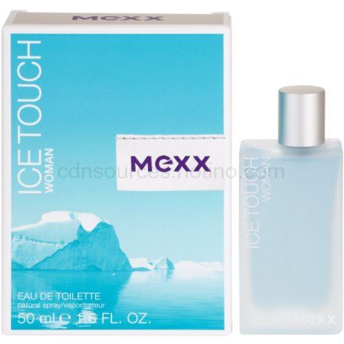 Mexx Ice Touch Woman 2014 50 ml toaletní voda