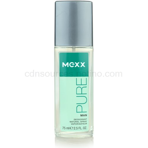 Mexx Pure for Man 75 ml deodorant s rozprašovačem