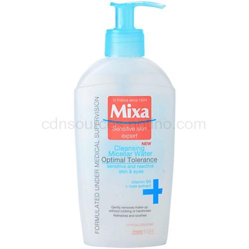 MIXA 24 HR Moisturising čisticí micelární voda (Cleansing Micellar Water) 200 ml