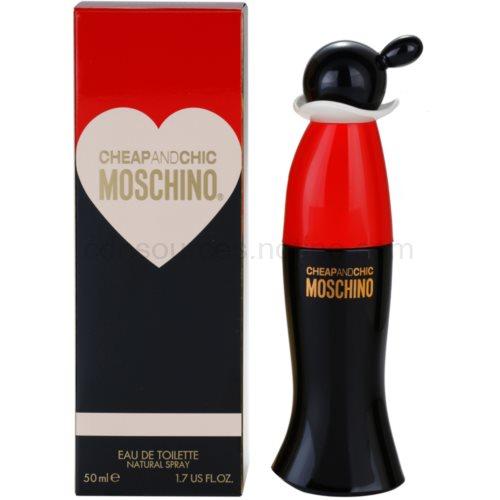 Moschino Cheap & Chic 50 ml toaletní voda