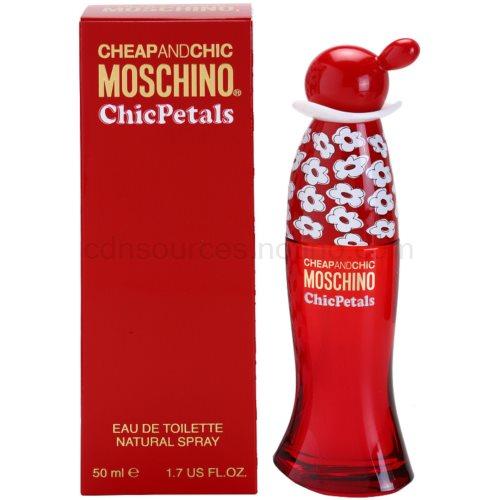 Moschino Cheap & Chic Chic Petals 50 ml toaletní voda