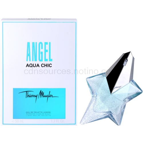 Mugler Angel Aqua Chic 2012 50 ml toaletní voda