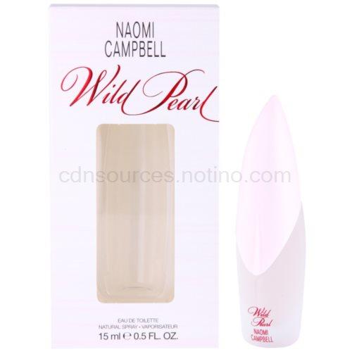 Naomi Campbell Wild Pearl 15 ml toaletní voda