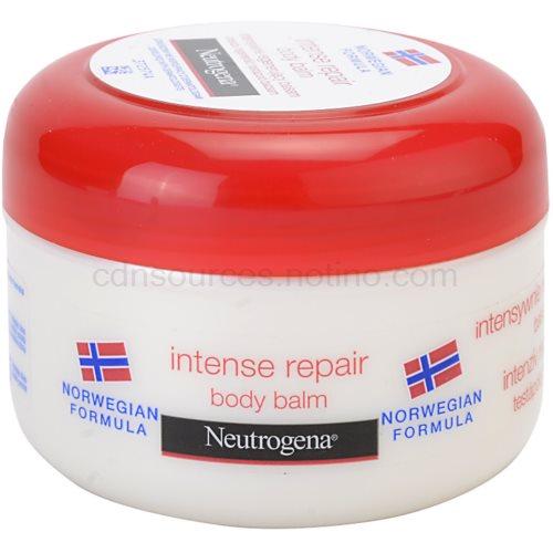 Neutrogena Body Care intenzivní regenerační tělový balzám pro velmi suchou pokožku (Intense Repair Body Balm) 200 ml