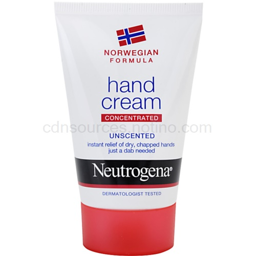 Neutrogena Hand Care krém na ruce bez parfemace 50 ml